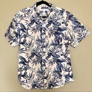Old Navy Men's Hawaiian Shirt